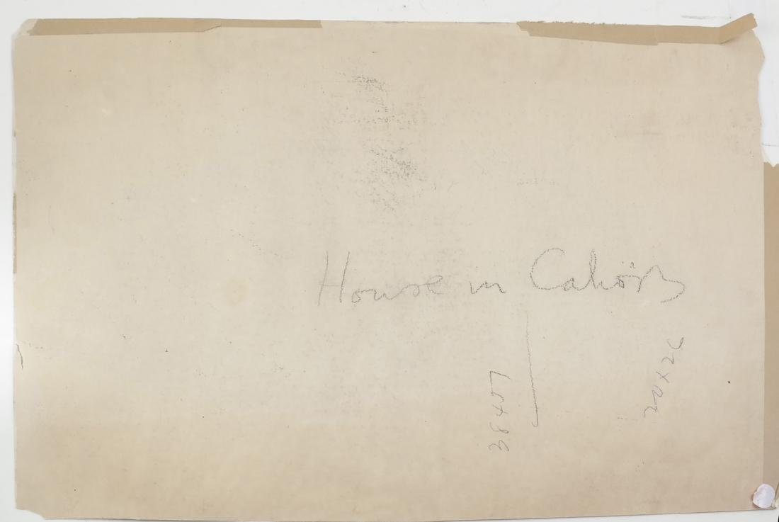 Assorted Folio of Art & 3 Watercolors - 10
