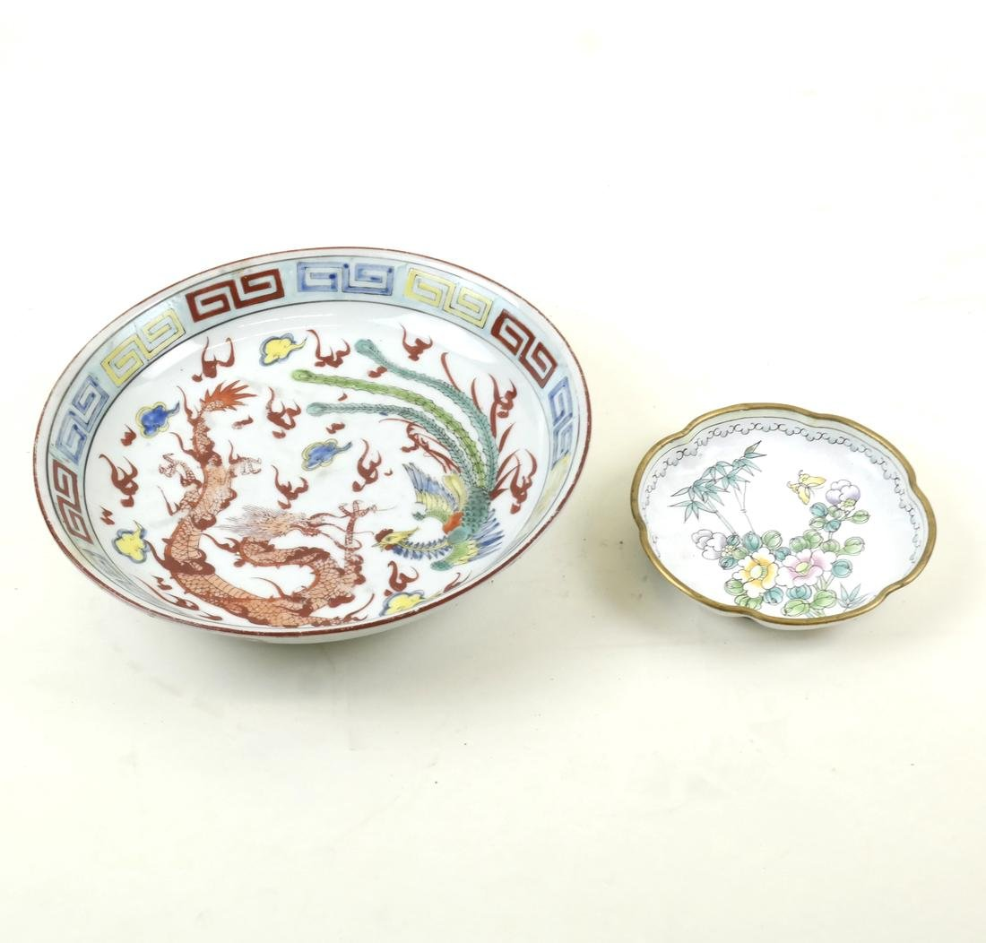 Two Asian Bowls