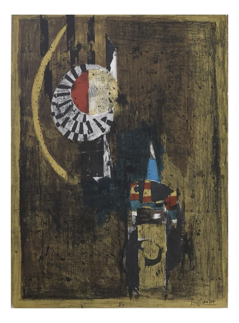 Johnny Friedlander, Three Lithographs - 3