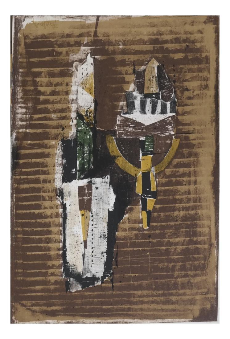 Johnny Friedlander, Three Lithographs - 4