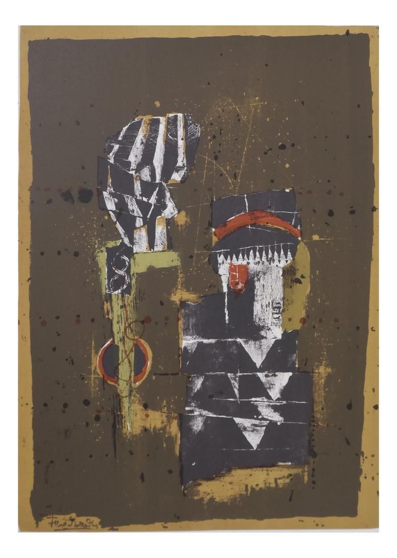 Johnny Friedlander, Three Lithographs - 5