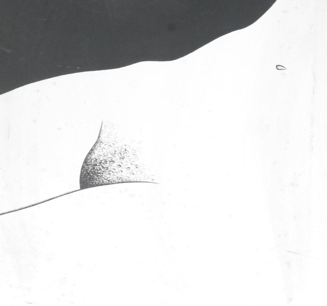 McKenzie, Oil on Masonite, Female Nude - 5