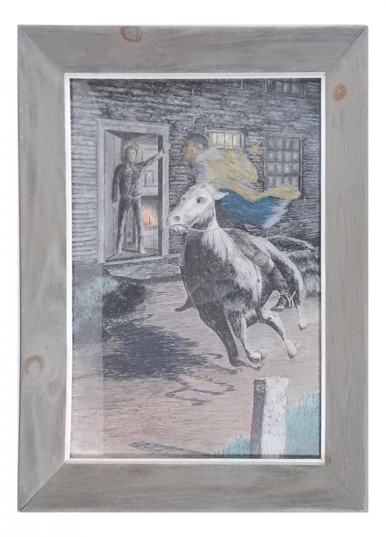 Dean Hanson, Screen Print