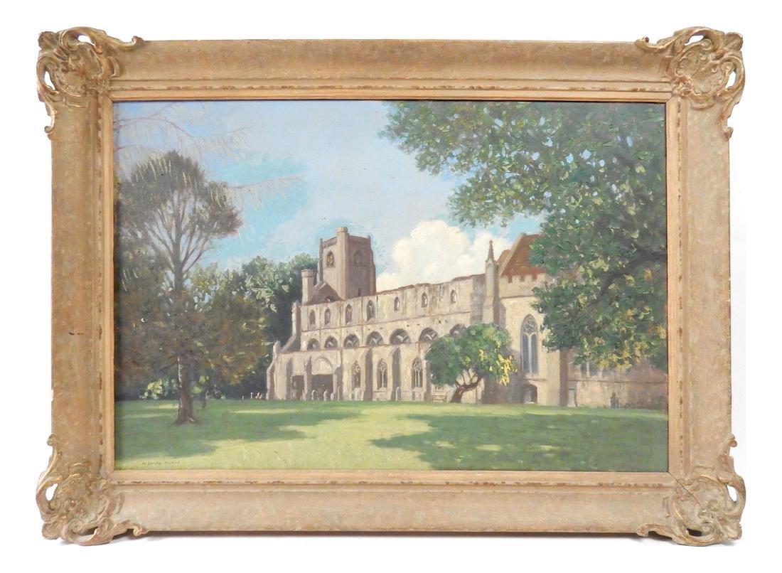 William Douglas Macleod, Cathedral