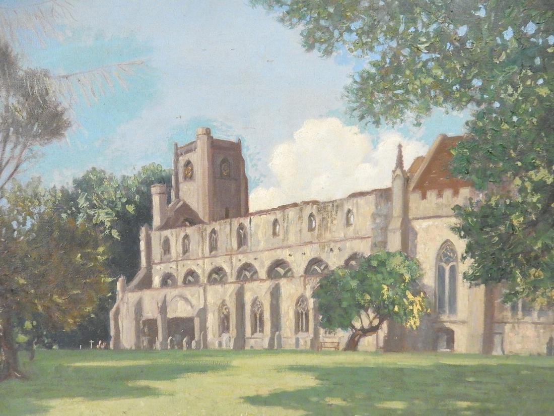 William Douglas Macleod, Cathedral - 3