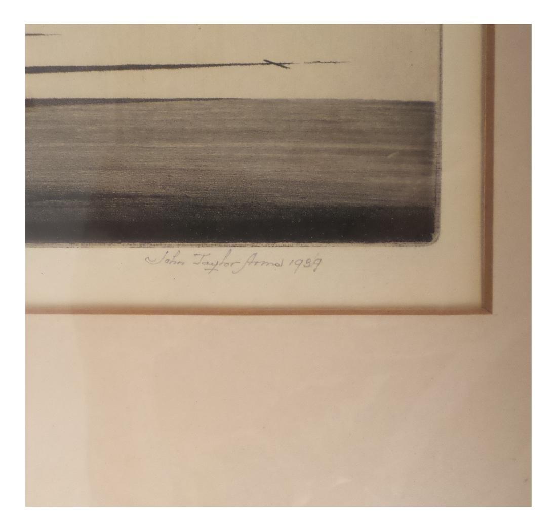 """John Taylor Arms, """"Aspiration..."""" - 3"""