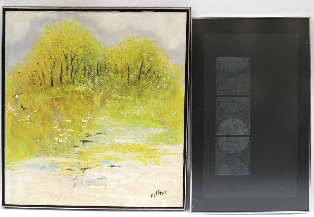 Two Works; Heffner, Berg