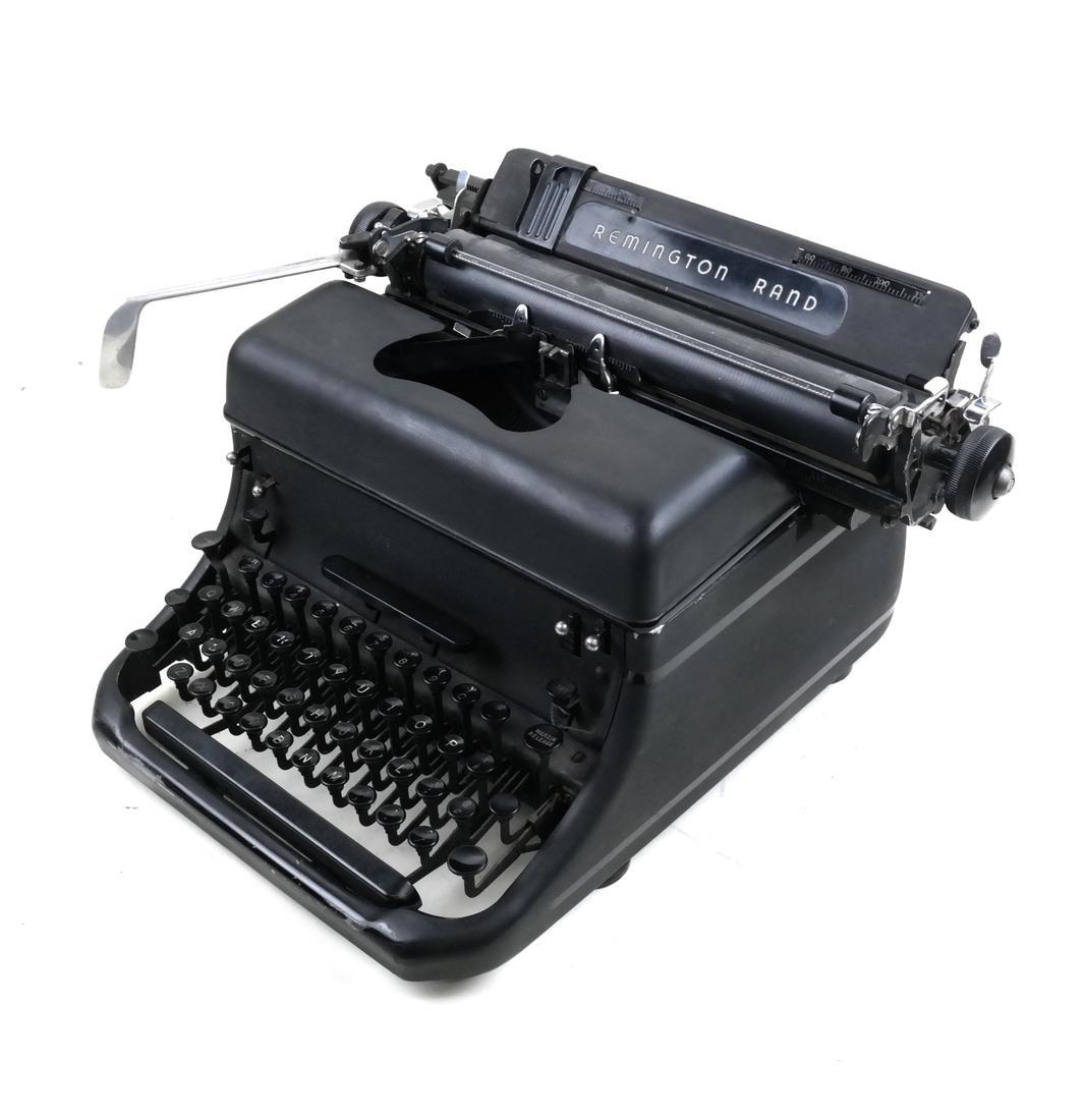 Remington Rand Manual Typewriter