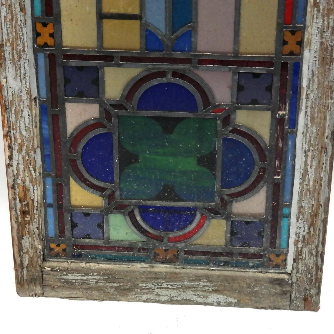 Early 20th Century Stained Glass Window - 2