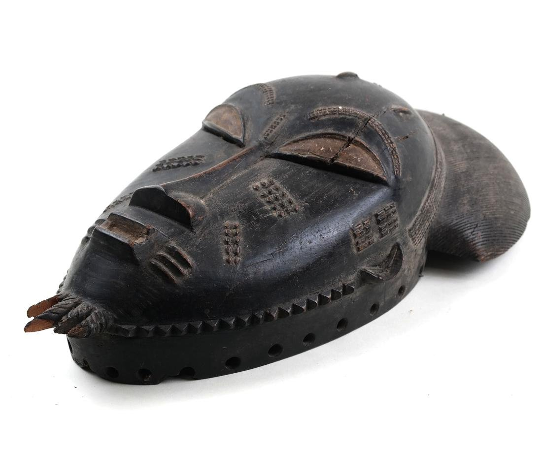 Early African Mask - 2