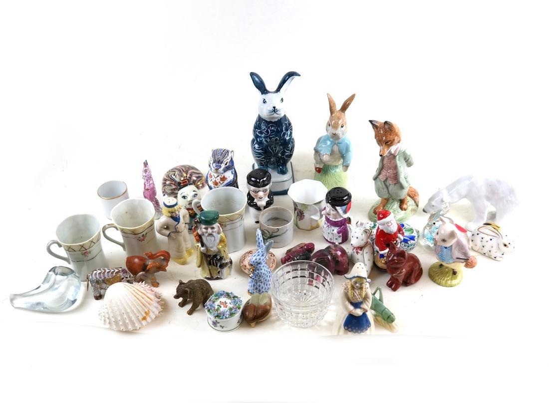 Lot of Porcelains