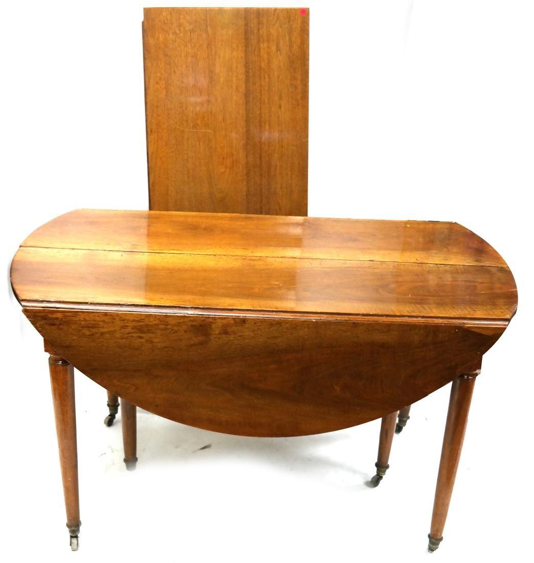 Louis XVI Antique Dining Table