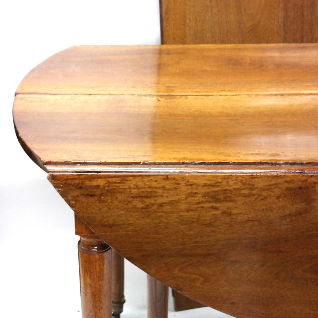 Louis XVI Antique Dining Table - 3