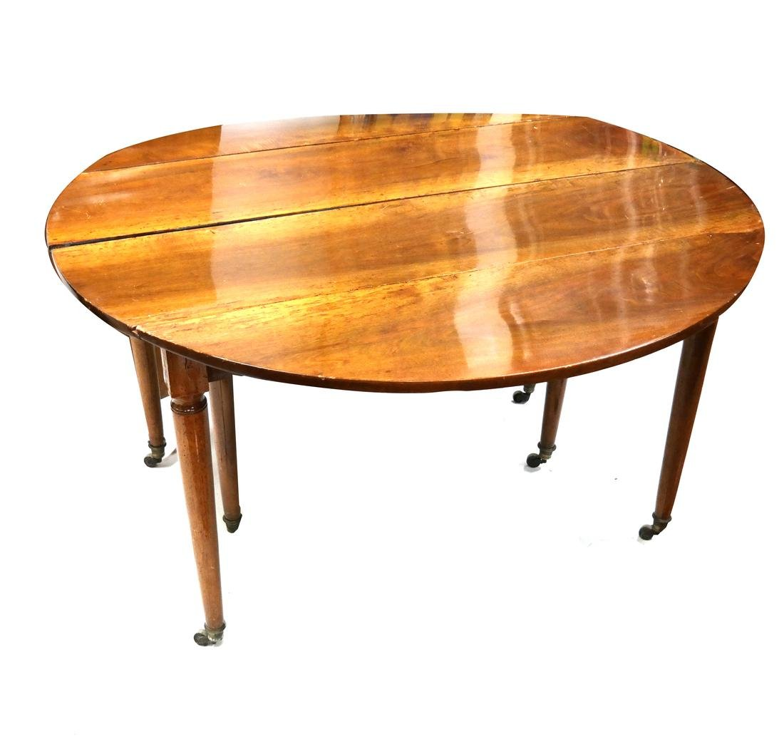 Louis XVI Antique Dining Table - 4