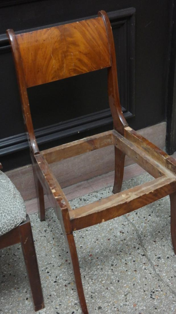 Four Chairs - 5
