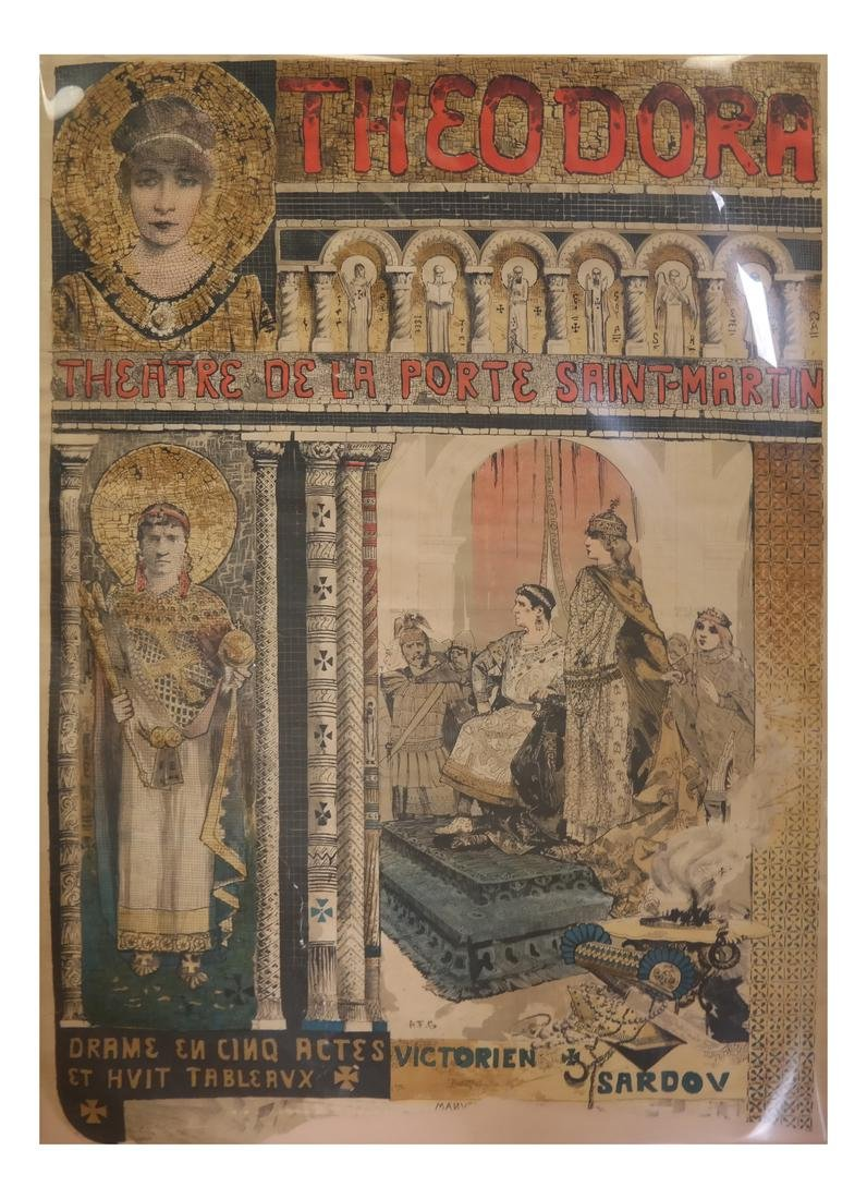 Theodora Monnier Poster, Two Others - 4