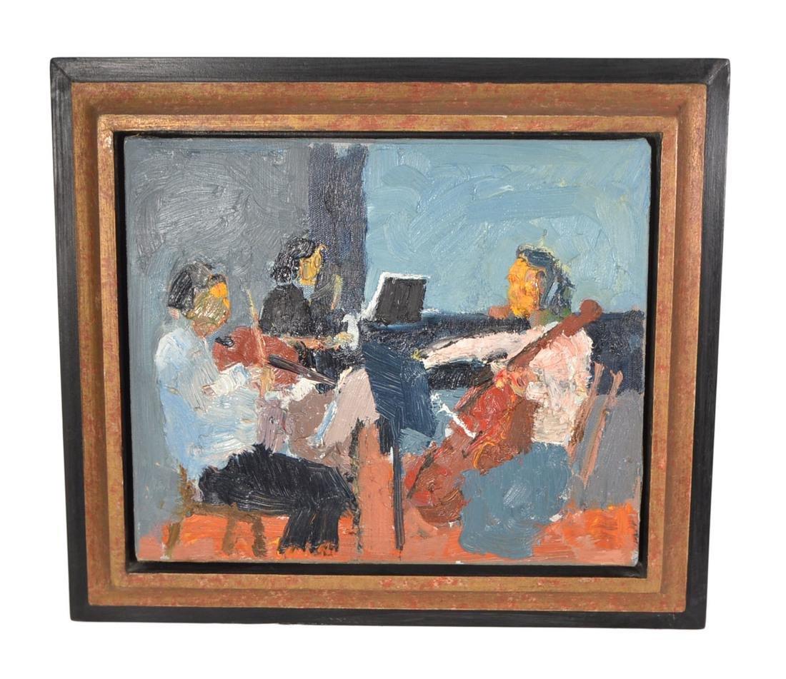 """A. Cohen """"Musicians"""""""