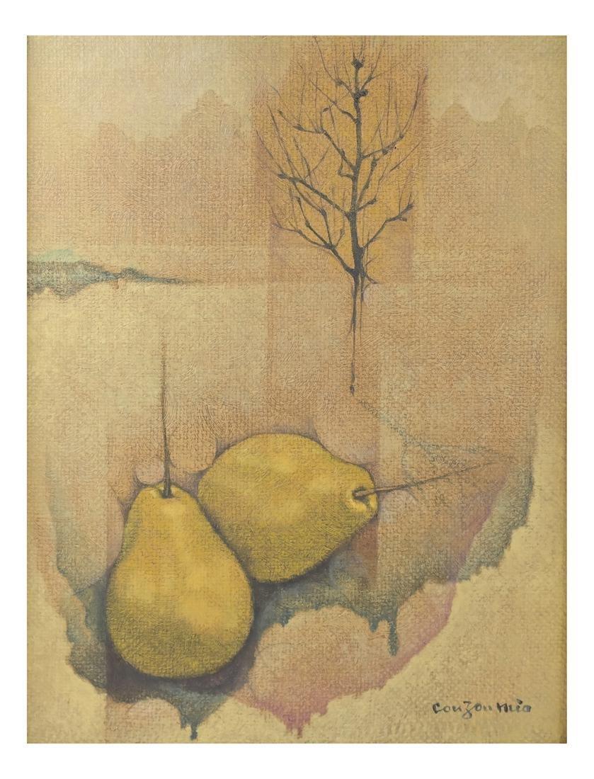 """Couzou Mio, """"Pears"""""""