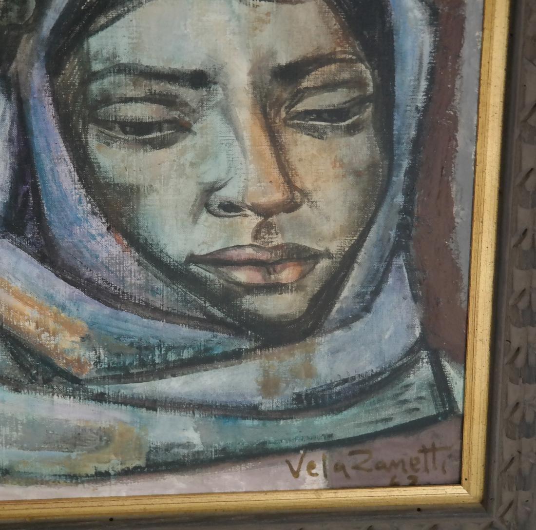 Jose Vela Zanetti (Spanish, born - 1913) - Couple - 3