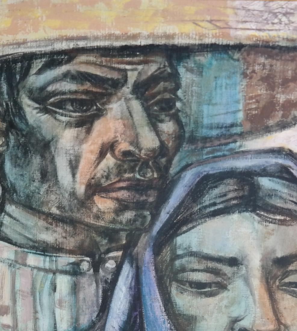 Jose Vela Zanetti (Spanish, born - 1913) - Couple - 4
