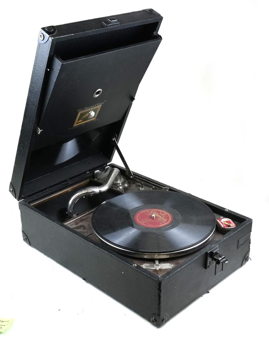 RCA Gramophone, His Master's Voice