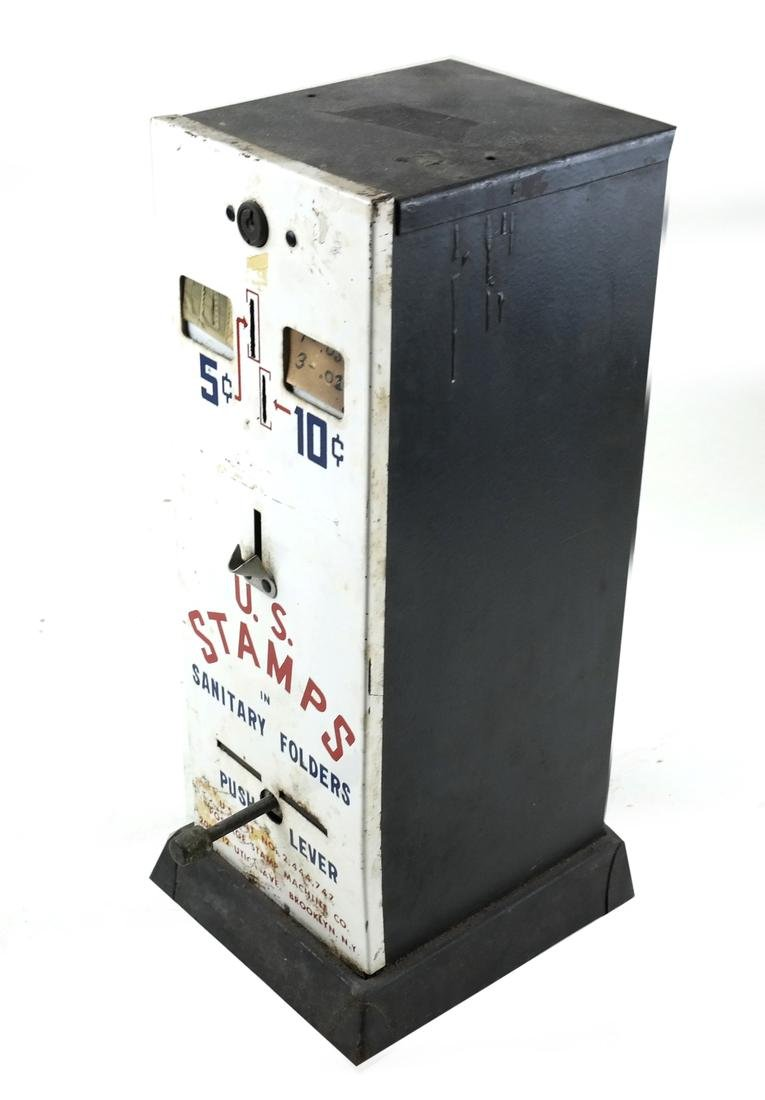 U.S. Stamp Machine