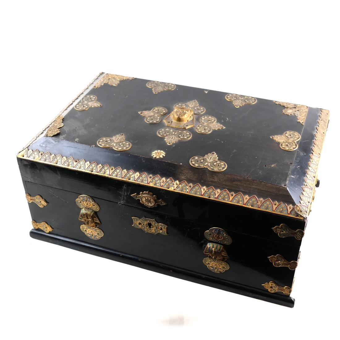 French Egyptian Revival Box