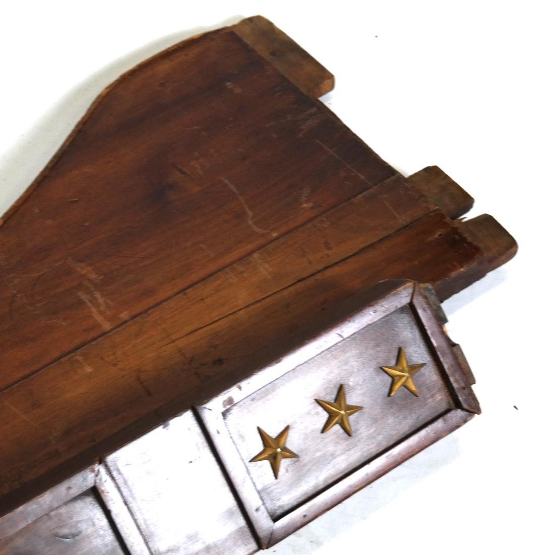 French Empire Bronze Dore Bed - 6