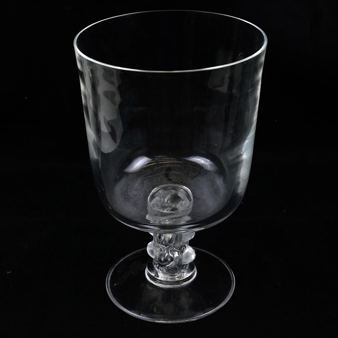 Lalique, France Trifle Bowl