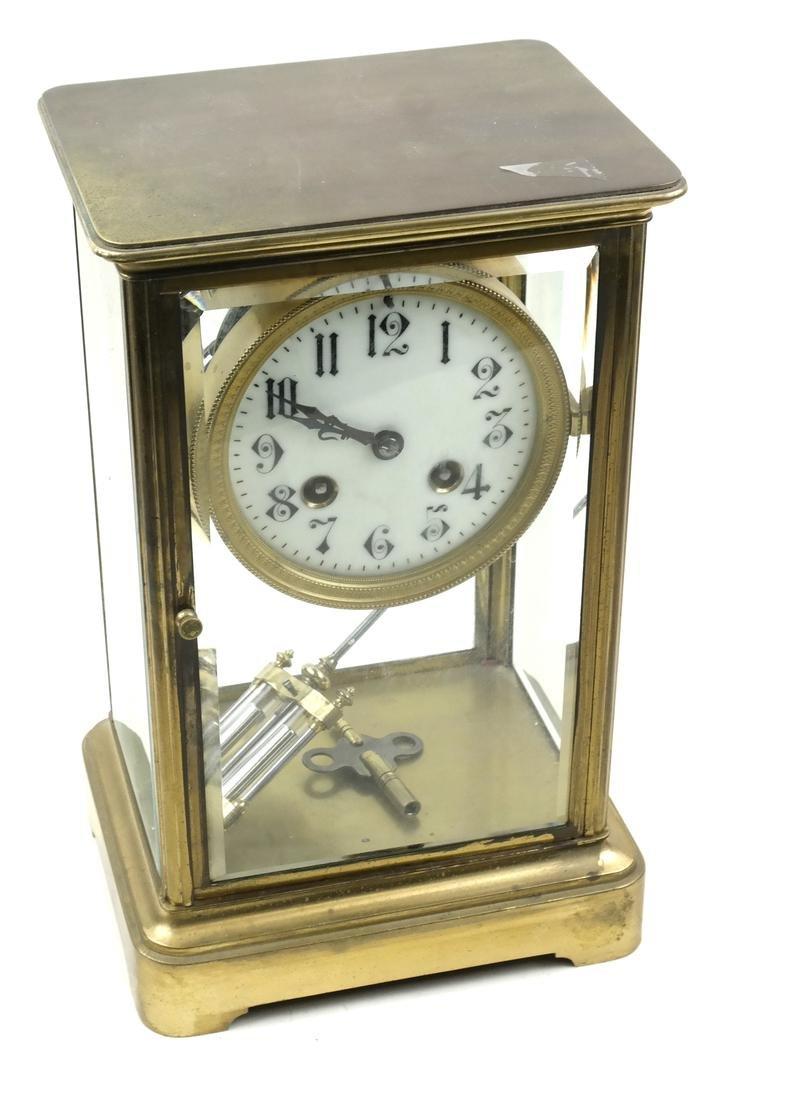 French Regulator Mantle Clock
