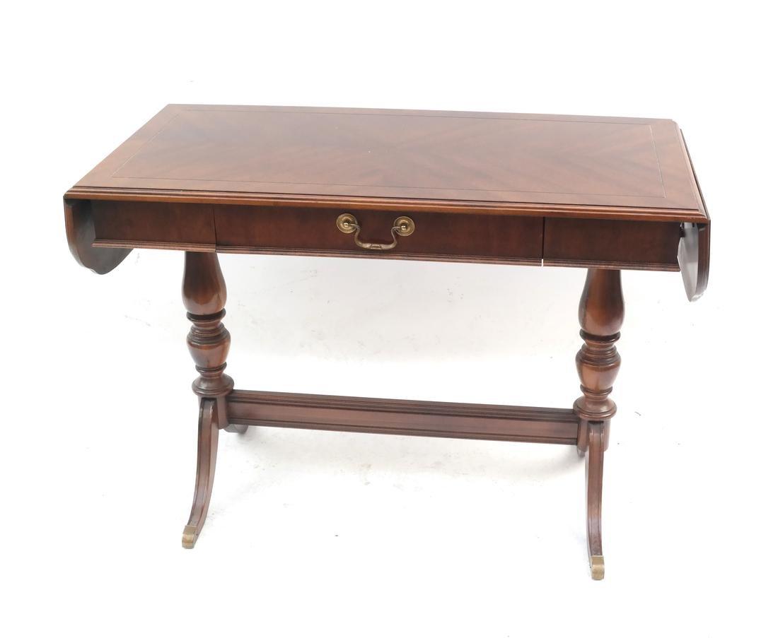 Regency-Style Sofa Table by Lane