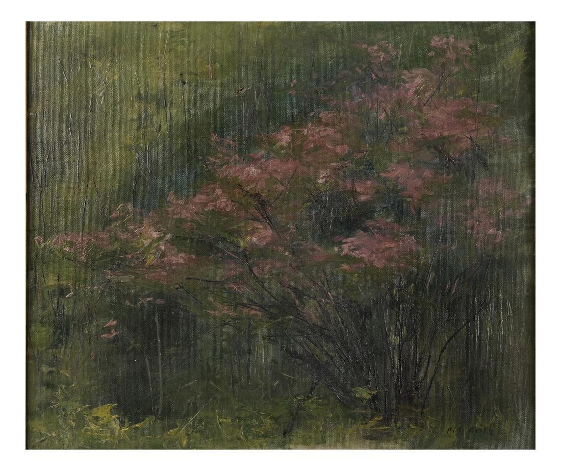 Landscape, Oil on Linen