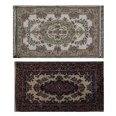 Two Area Rugs