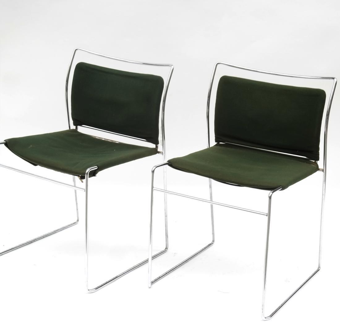 Pair of Kazuhide Takahama Side Chairs