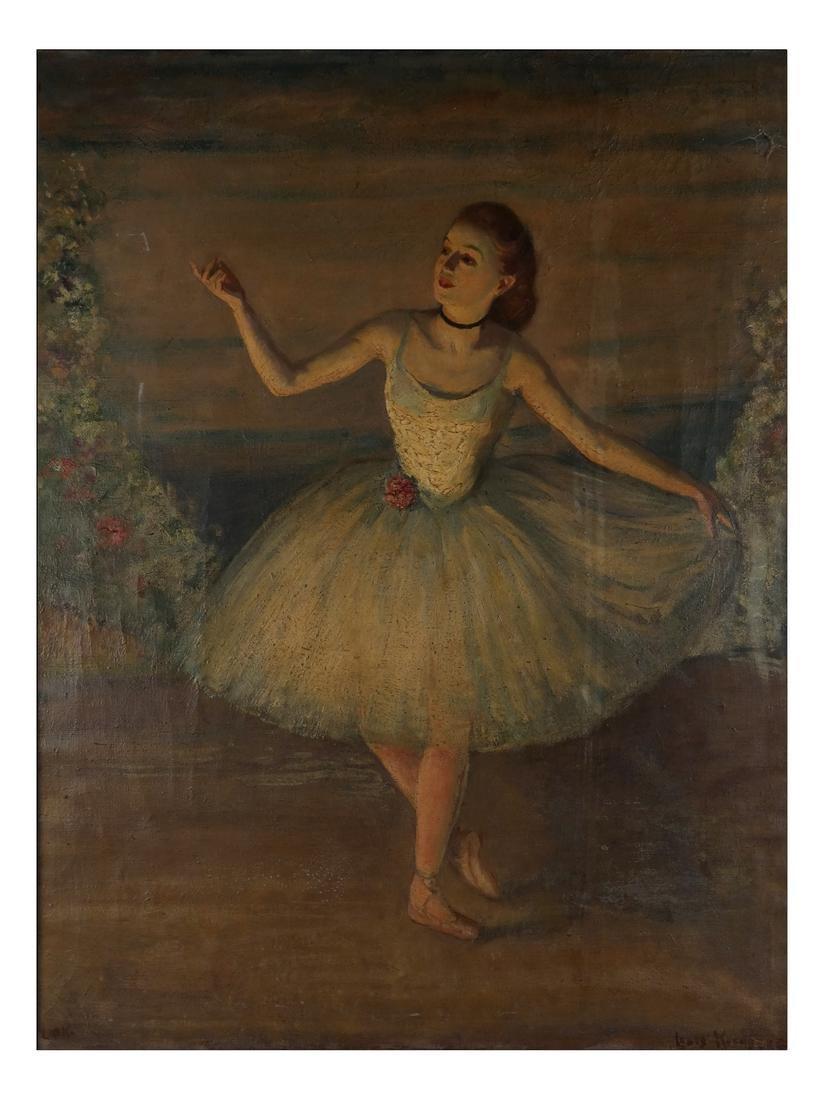 Louis Kronberg, Ballerina