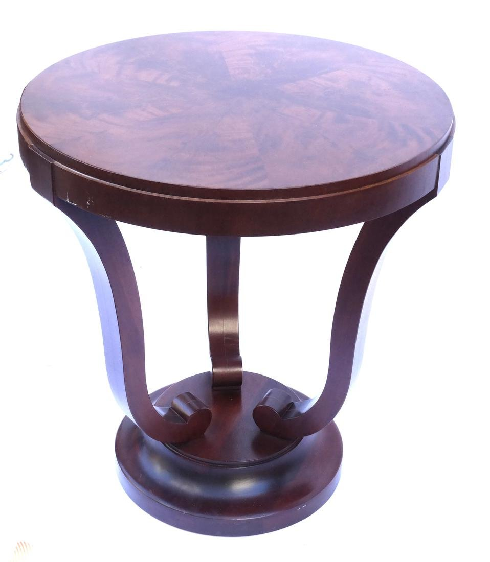 Contemporary Circular Table