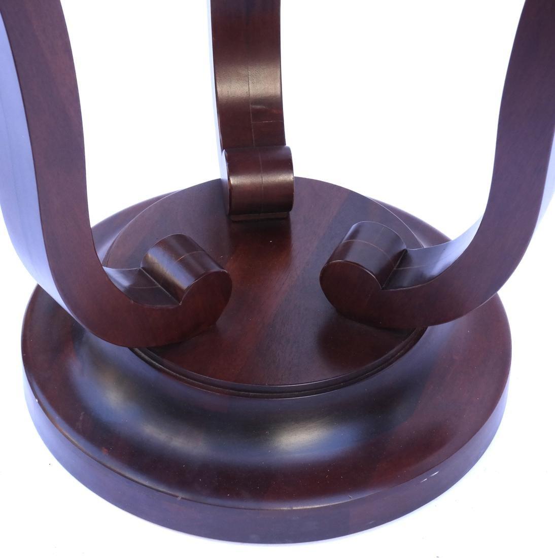 Contemporary Circular Table - 2