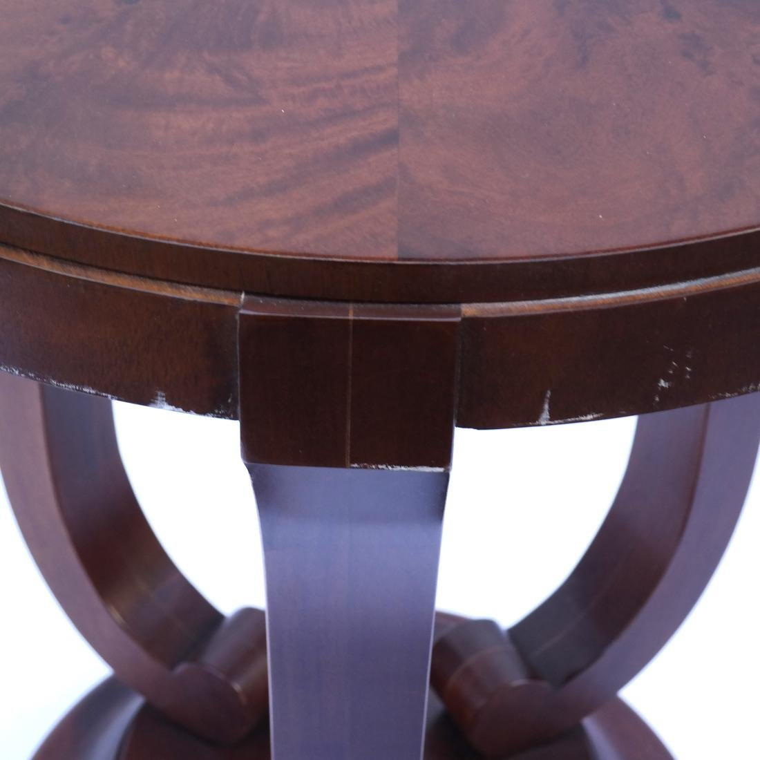 Contemporary Circular Table - 3