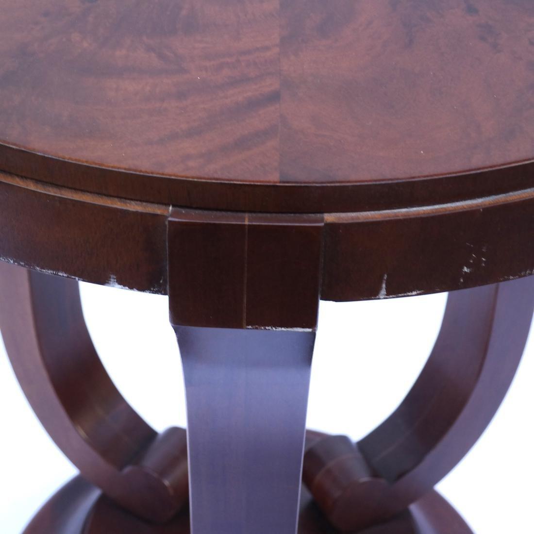 Contemporary Circular Table - 3