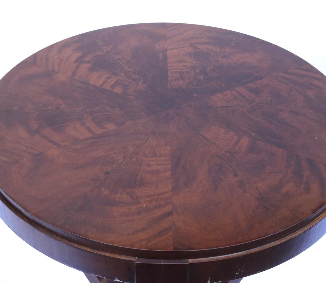 Contemporary Circular Table - 4