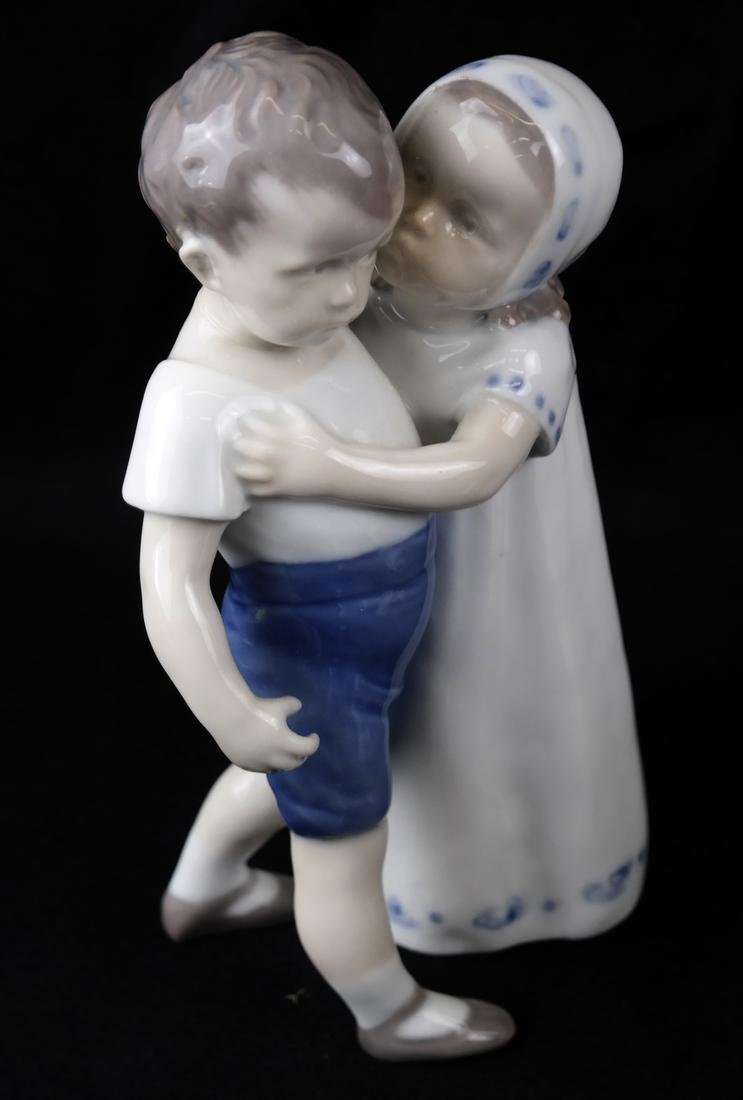 Royal Copenhagen and B&G Danish Porcelain Sculptures - 2