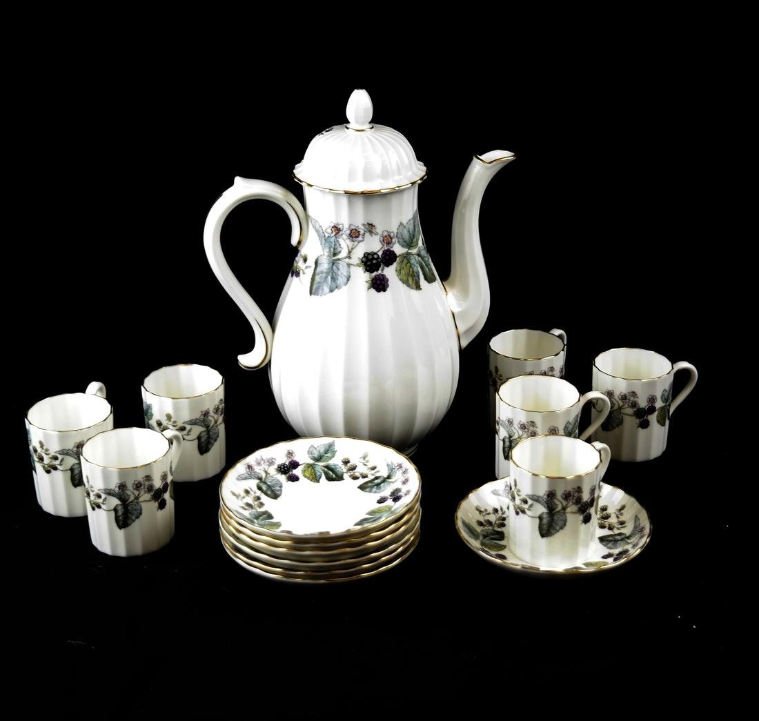 15-piece Dessert Set by Royal Worcester