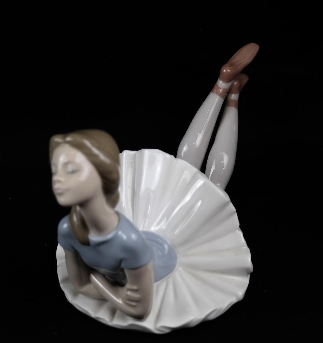 Three Lladro Figurines of Ballerinas - 2