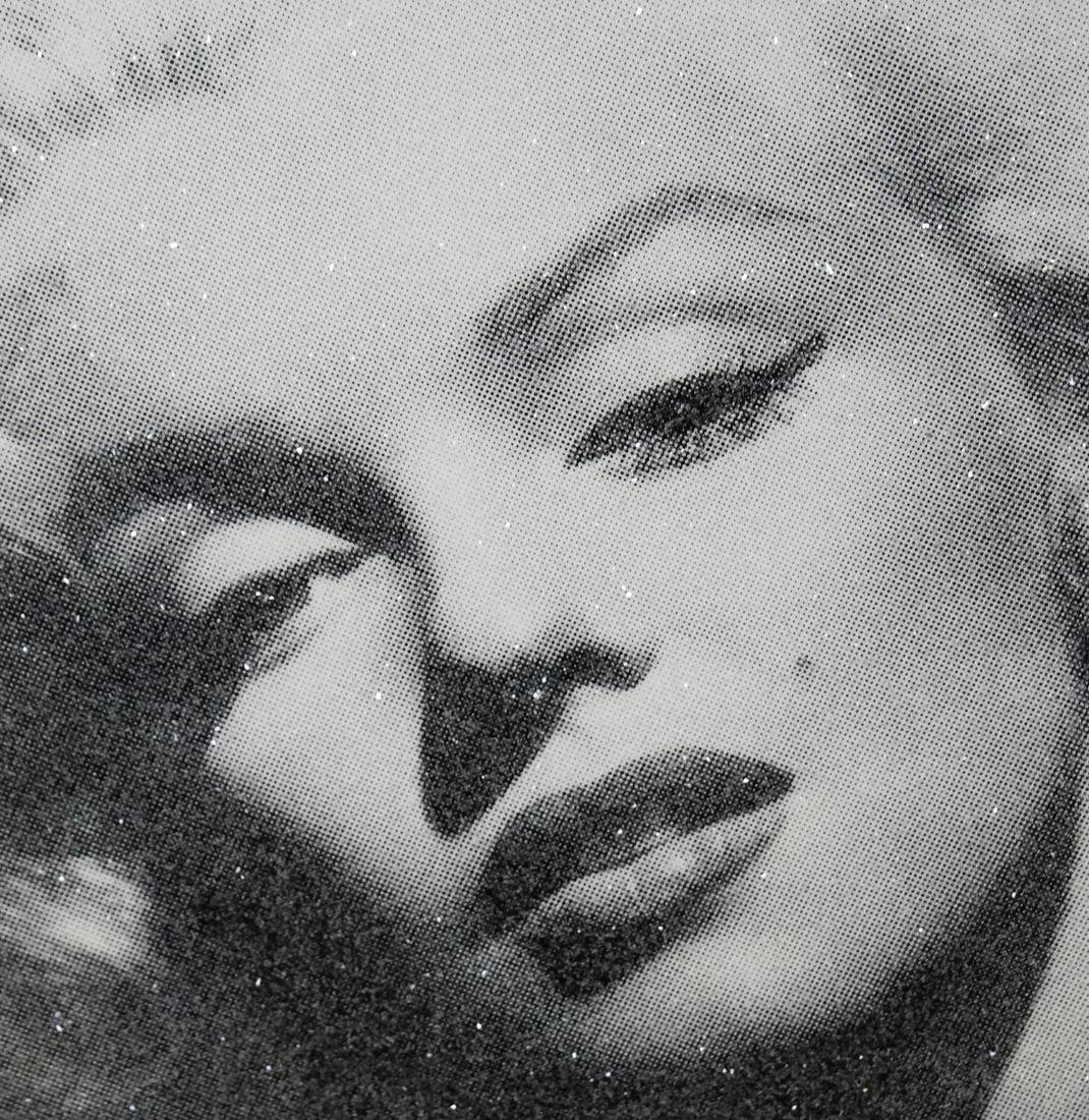 "Russell Young, ""Marilyn Glamour"" - Mixed Media - 3"
