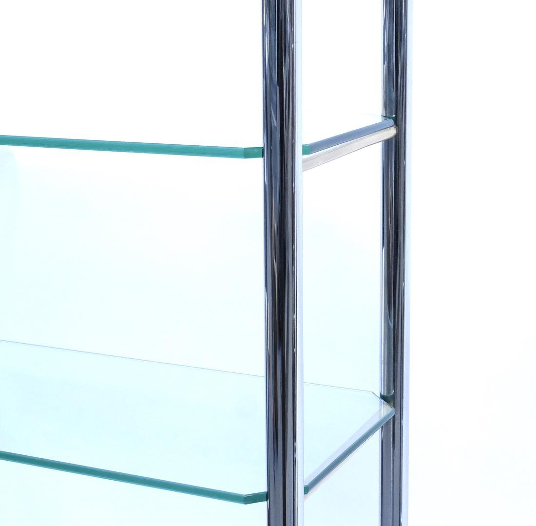 Chrome 6-tier Etagere - 3