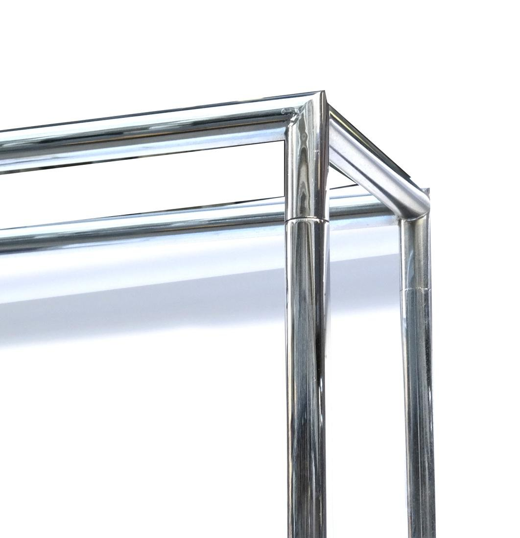 Chrome 6-tier Etagere - 4