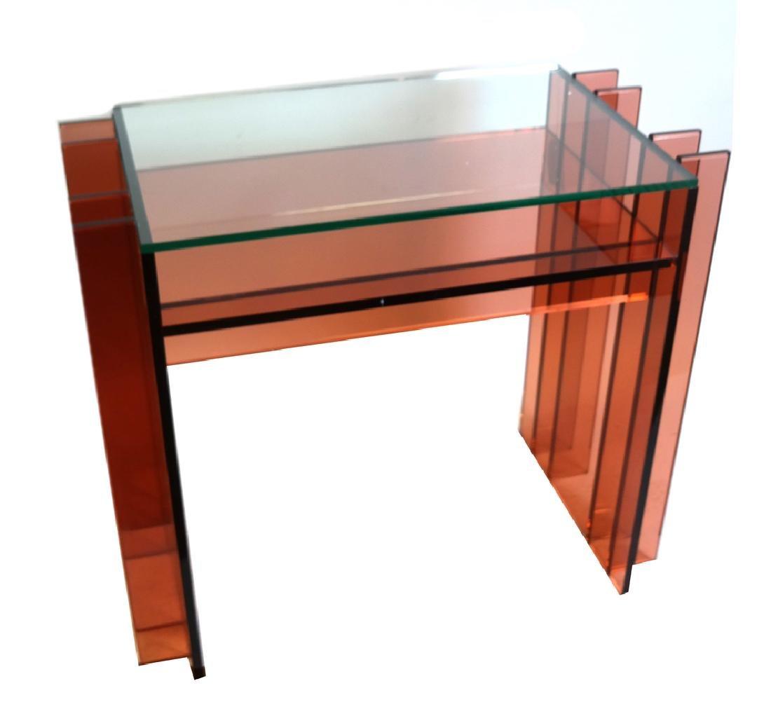 Charles Hollis Jones Vanity or Center Table
