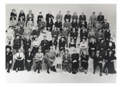 1949 MGM 25th Anniversary Studio Photograph