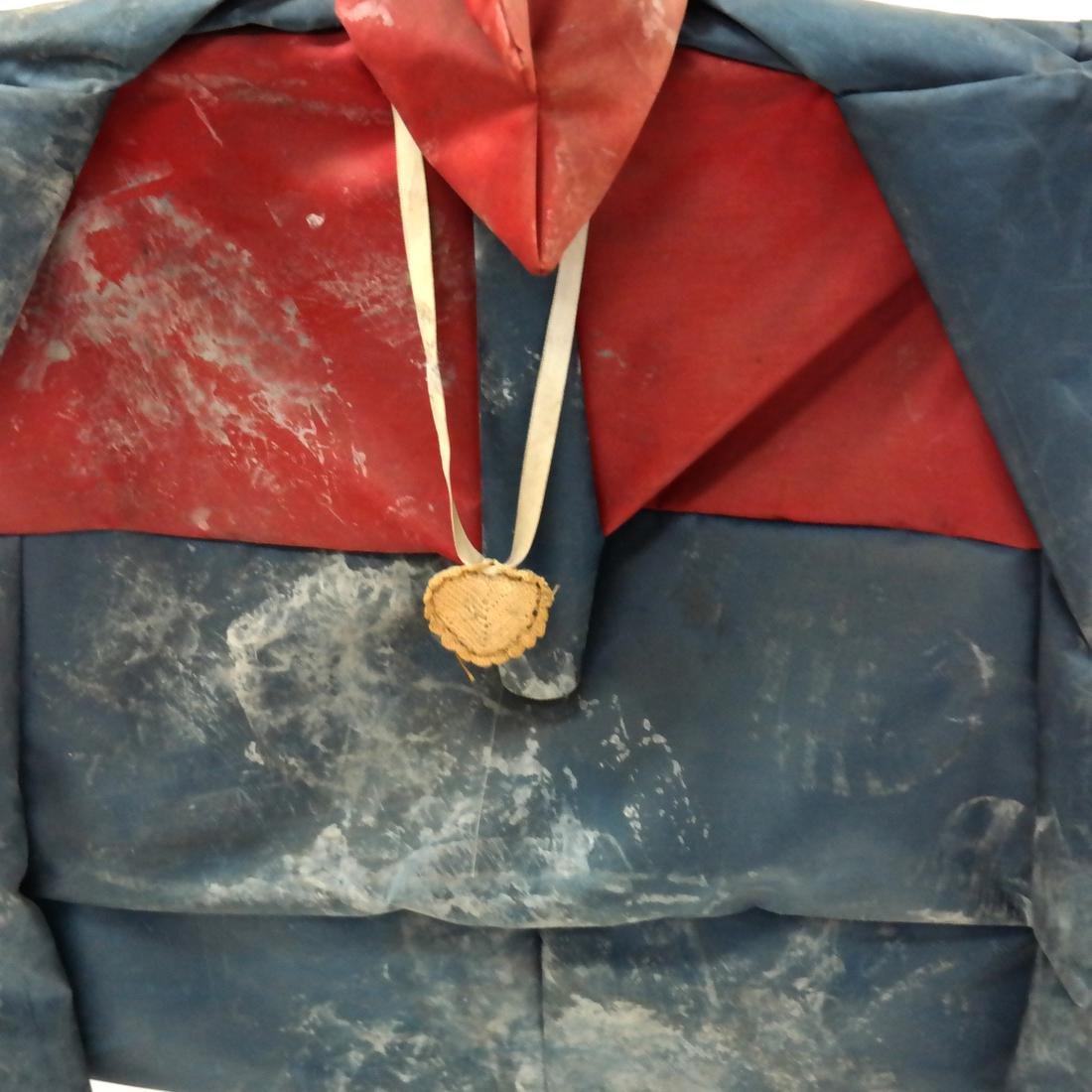 "William Dickey King ""SUPERMAN"" Sculpture - 2"