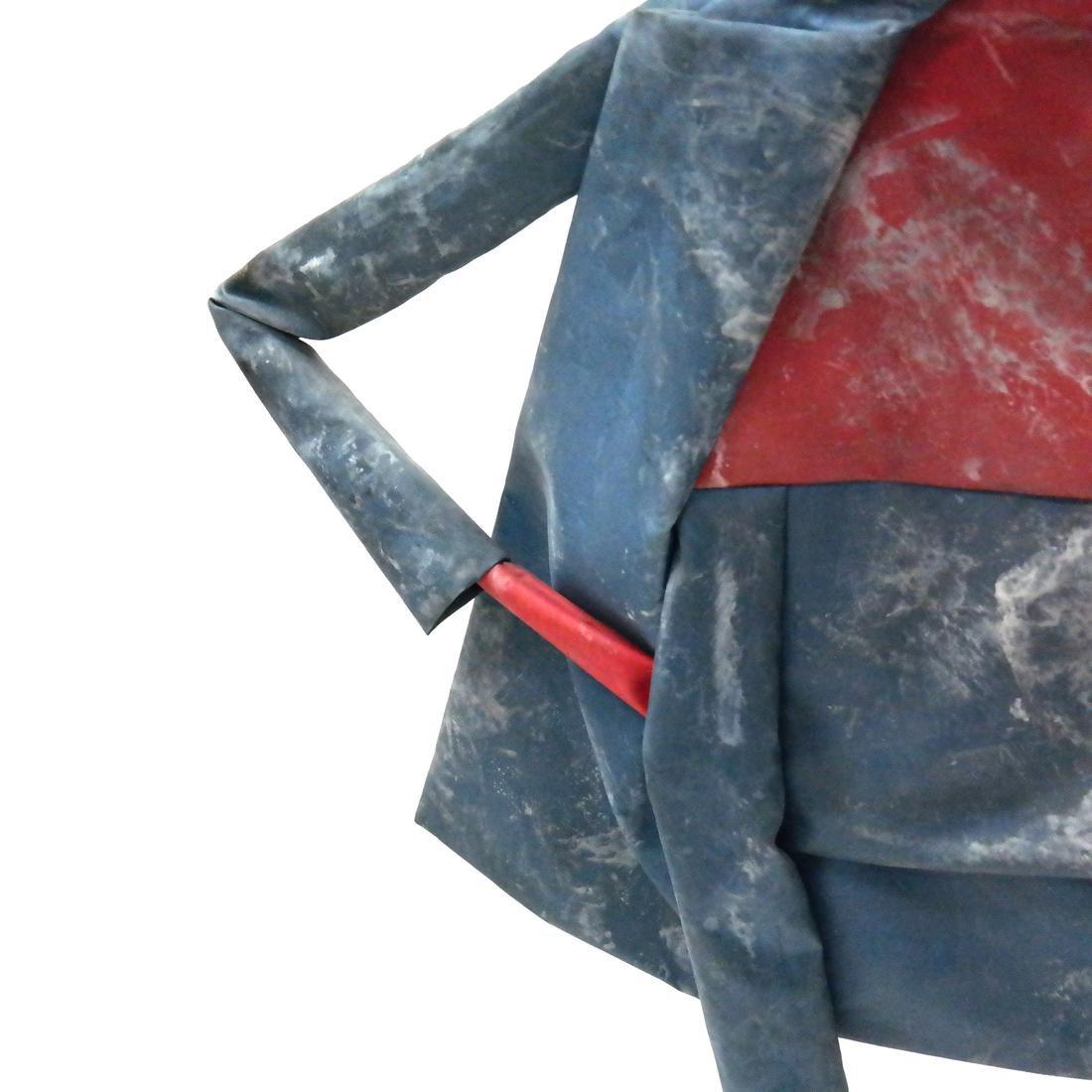 "William Dickey King ""SUPERMAN"" Sculpture - 3"